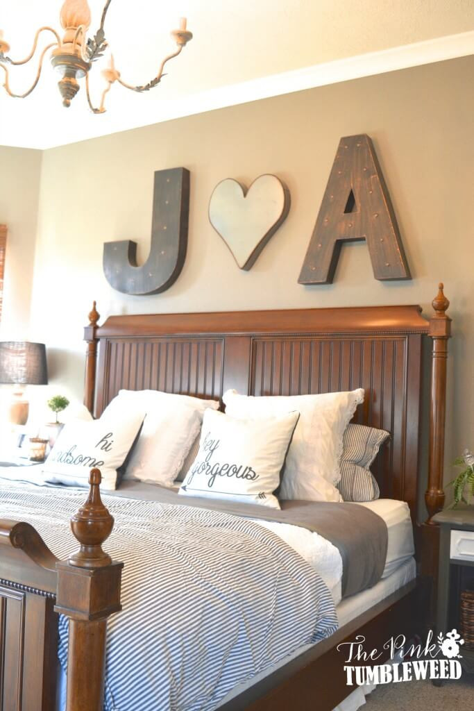 Decor Ideas for Bedroom Wall 25 Best Bedroom Wall Decor Ideas and Designs for 2020