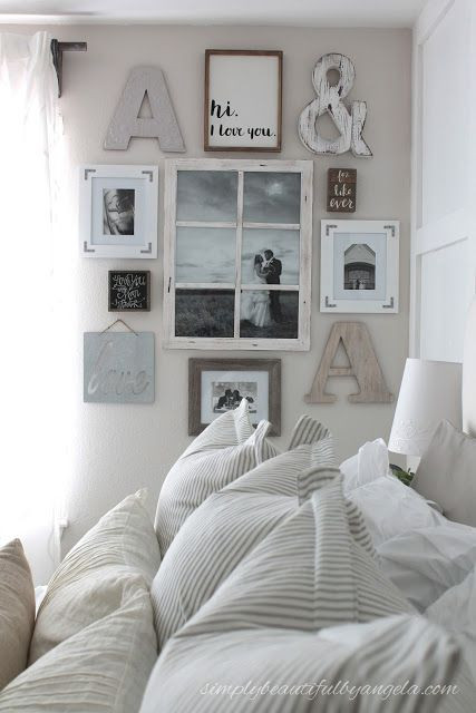 Decor Ideas for Bedroom Wall E Room Challenge Week 6 Farmhouse Bedroom Reveal