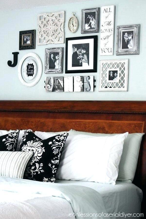 Decor Ideas for Bedroom Wall Pinterest Bedroom Wall Decor Wall Decoration Ideas Best