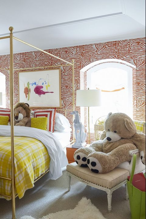 Decor Ideas for Girl Bedroom 20 Creative Girls Room Ideas How to Decorate A Girl S Bedroom