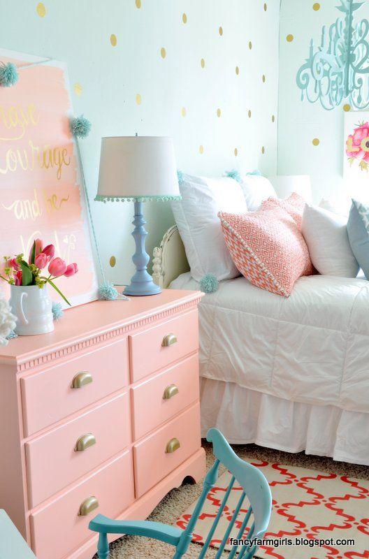 Decor Ideas for Girl Bedroom 20 More Girls Bedroom Decor Ideas