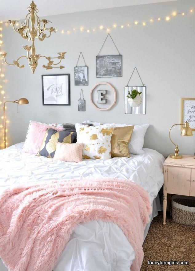 Decor Ideas for Girl Bedroom 21 Cute Bedroom Ideas Girls that Will Make A Beautiful