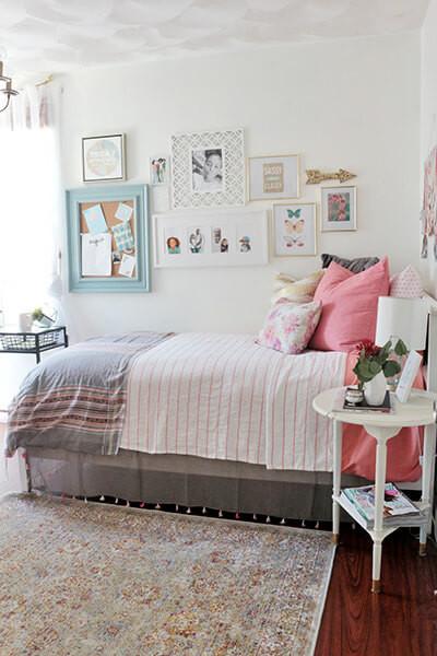 Decor Ideas for Girl Bedroom 75 Rad Teen Room Ideas & S