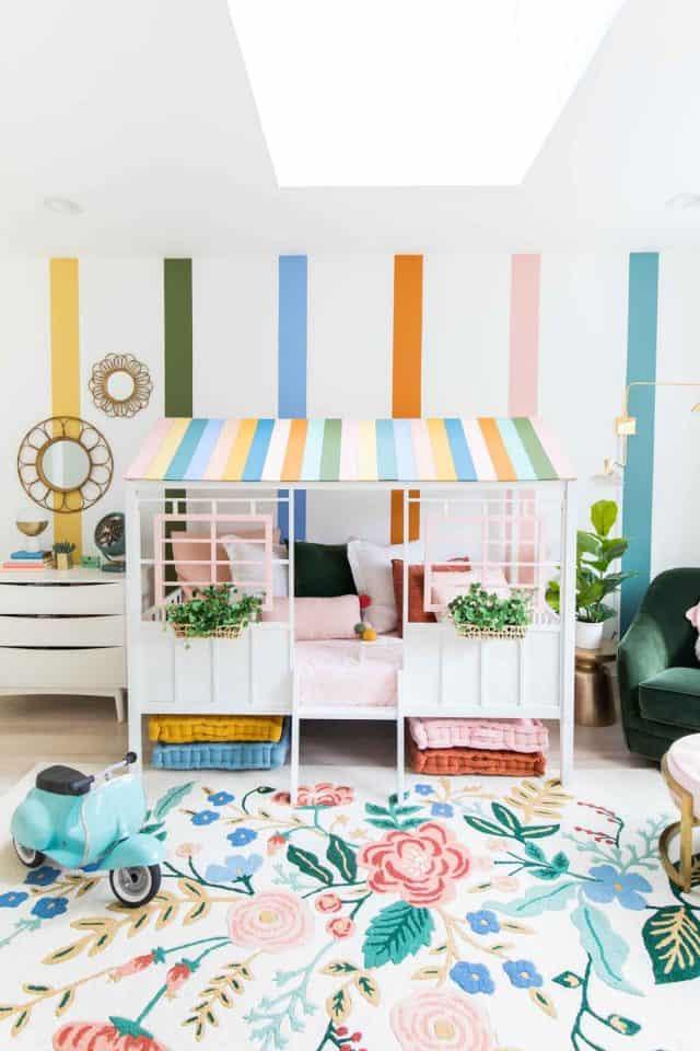 Decor Ideas for Girl Bedroom Little Girl Room Ideas Gwen S toddler Girls Bedroom before