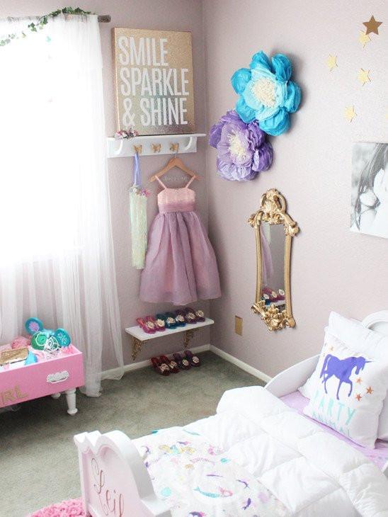 Decor Ideas for Girl Bedroom the Best Girl Bedroom Ideas