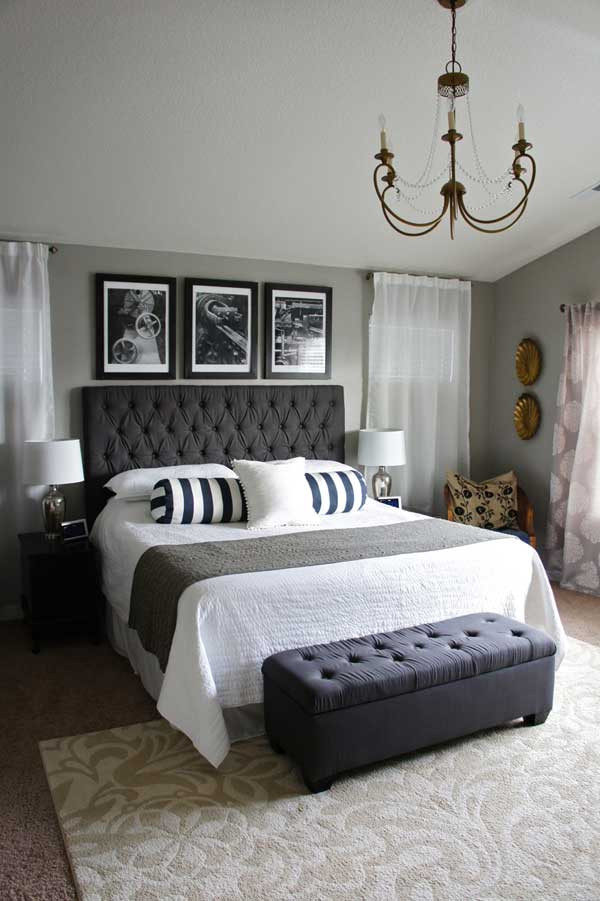 Decor Ideas for Master Bedrooms 45 Beautiful Paint Color Ideas for Master Bedroom Hative