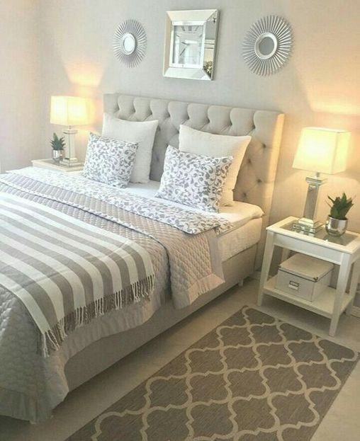 Decor Ideas for Master Bedrooms 45 Outstanding Millennial Small Master Bedroom Ideas On A