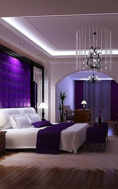 Decor Ideas for Master Bedrooms How to Decorate Bedroom for Romantic Night