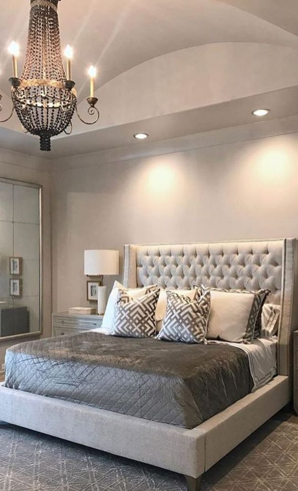 Decor Ideas for Master Bedrooms New Trend and Modern Bedroom Design Ideas for 2020 Page 21