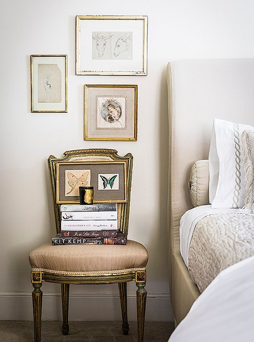 Decorative Chairs for Bedroom 11 Ideas for Bedside Table Alternatives
