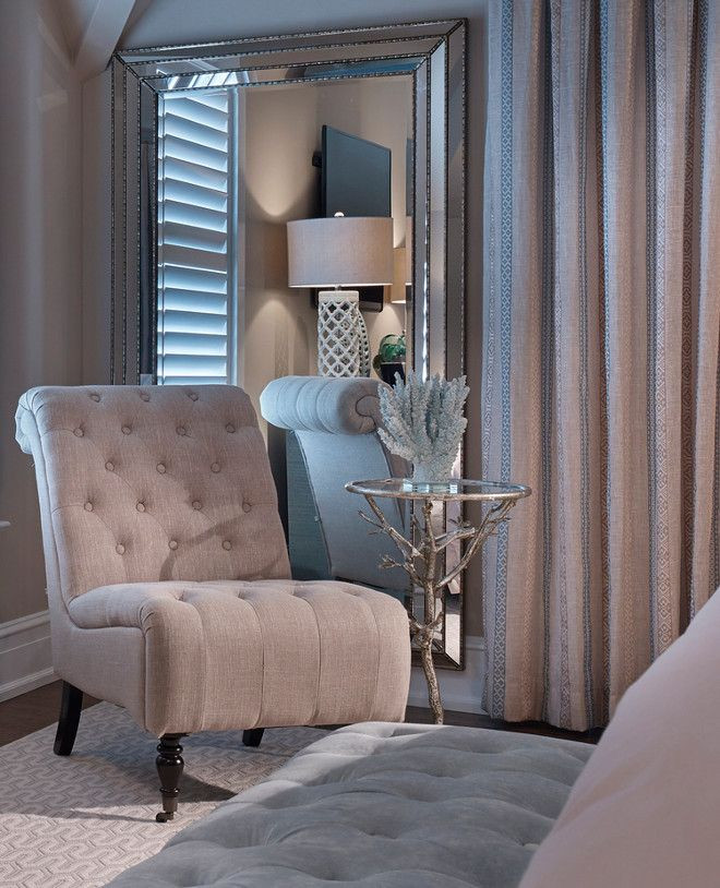 Decorative Chairs for Bedroom In A Corner Of the Master Bedroom A Shingle Chair and Small