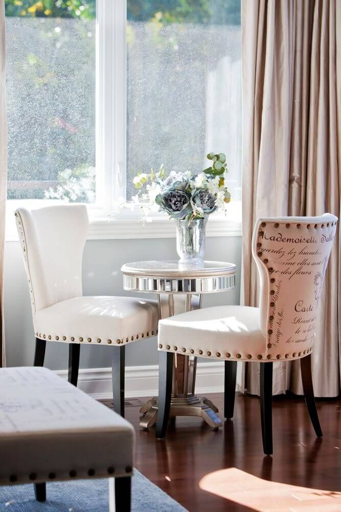 Decorative Chairs for Bedroom Stunning Open Concept Custom Home by Rebecca Mitchell
