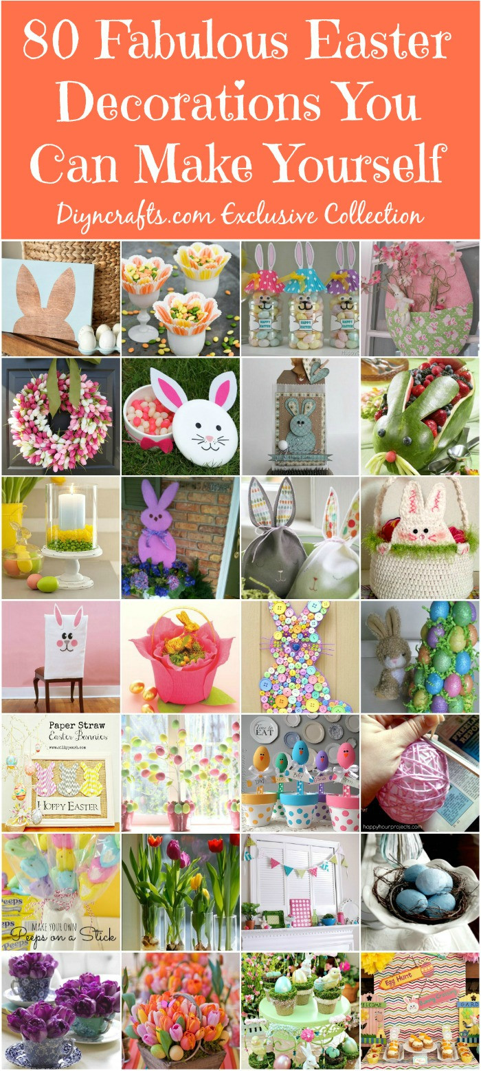 Diy Bedroom Decor It Yourself 105 Diy Easter Decorations You Can Make Yourself Diy & Crafts