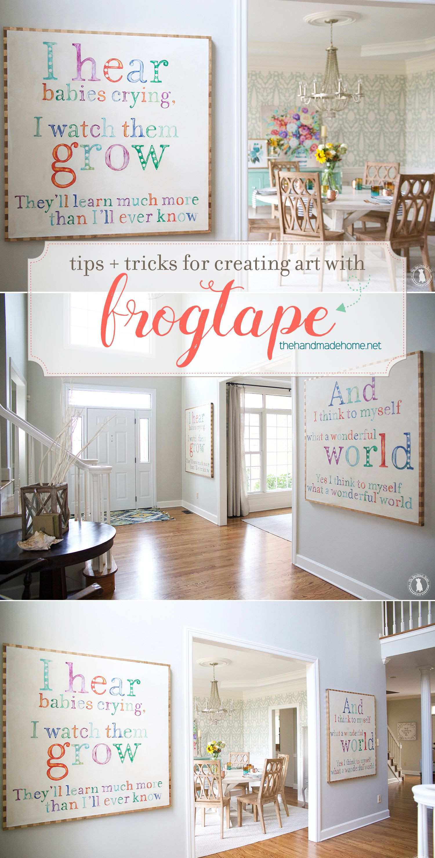 Diy Bedroom Decor It Yourself Tips and Tricks for Creating Art with Frog Tape