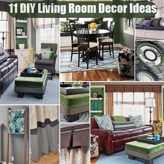 Diy Living Room Decor Ideas 11 Diy Bud Friendly Living Room Decor Ideas