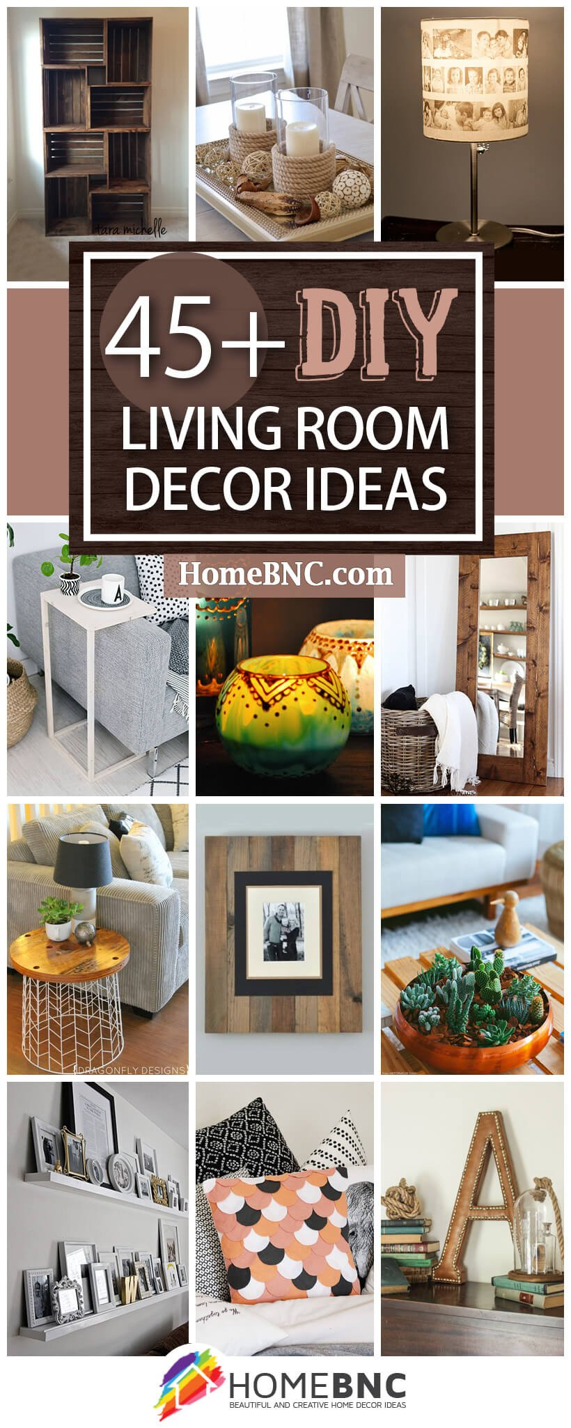 Diy Living Room Decor Ideas 45 Best Diy Living Room Decorating Ideas and Designs for 2019
