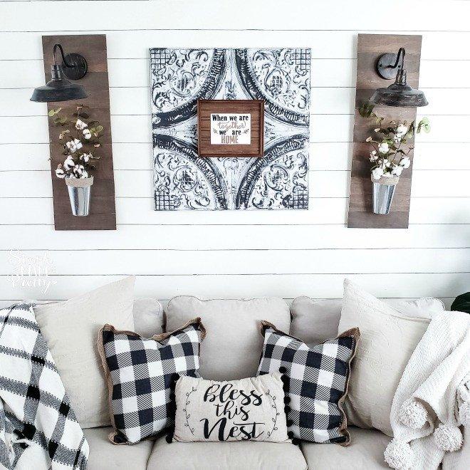 Diy Living Room Decor Ideas 6 Diy Living Room Decor Ideas A Bud Simple Made