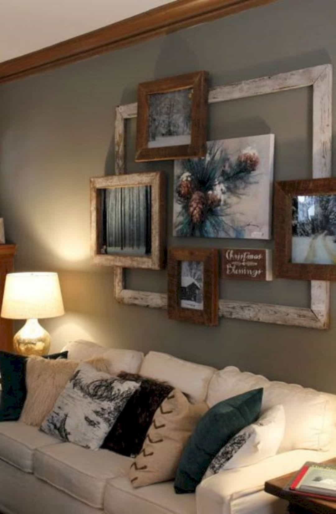 Diy Living Room Wall Decor 17 Diy Rustic Home Decor Ideas for Living Room