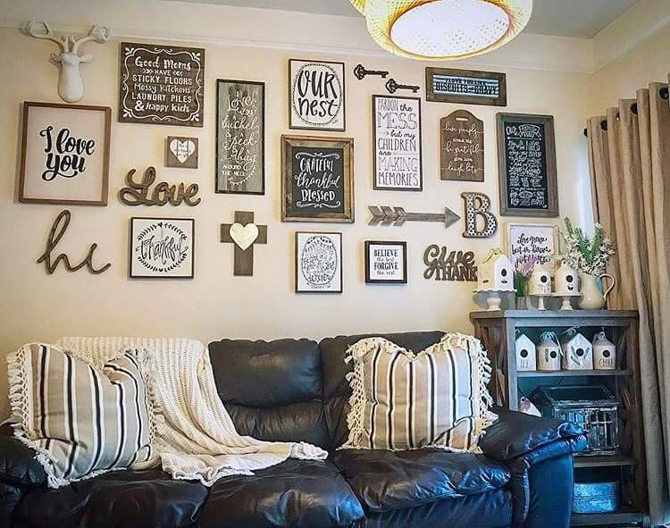 Diy Living Room Wall Decor 45 Exclusive Diy Wall Decoration Ideas to Adorn Blank Walls