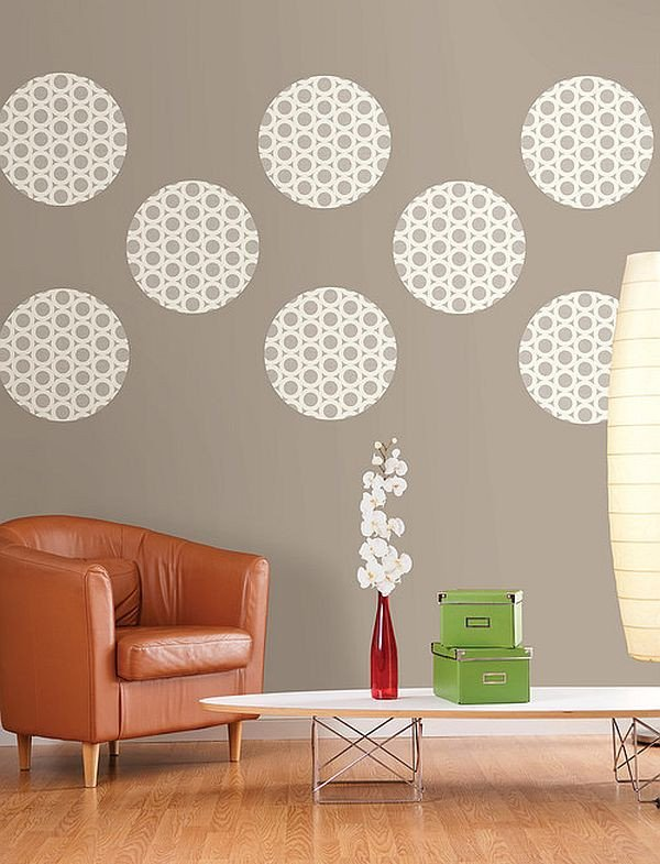 diy polka dot designs backgrounds