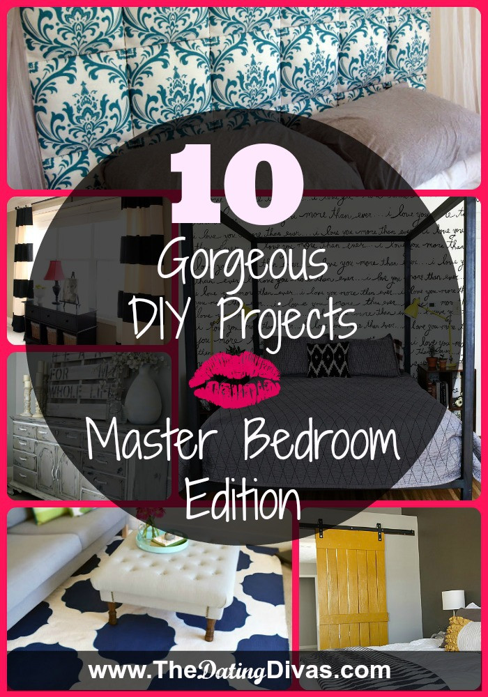 Diy Master Bedroom Decor Ideas 10 Gorgeous Diy Projects