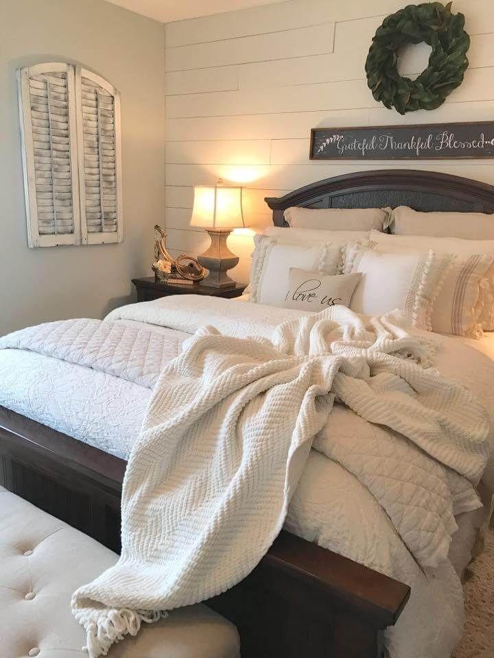 Diy Master Bedroom Decor Ideas Cozy Colonial Farmhouse Bedroom Design Ideas