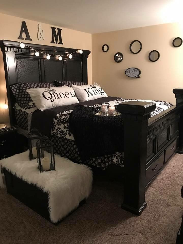 Diy Master Bedroom Decor Ideas His & Hers Bedroom