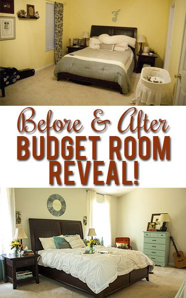 Diy Master Bedroom Decor Ideas Surprise Master Bedroom Makeover On A Tiny Bud
