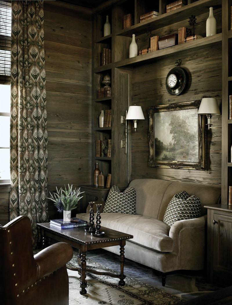Diy Rustic Living Room Decor Diy Fusion Styles Refined Rustic Living