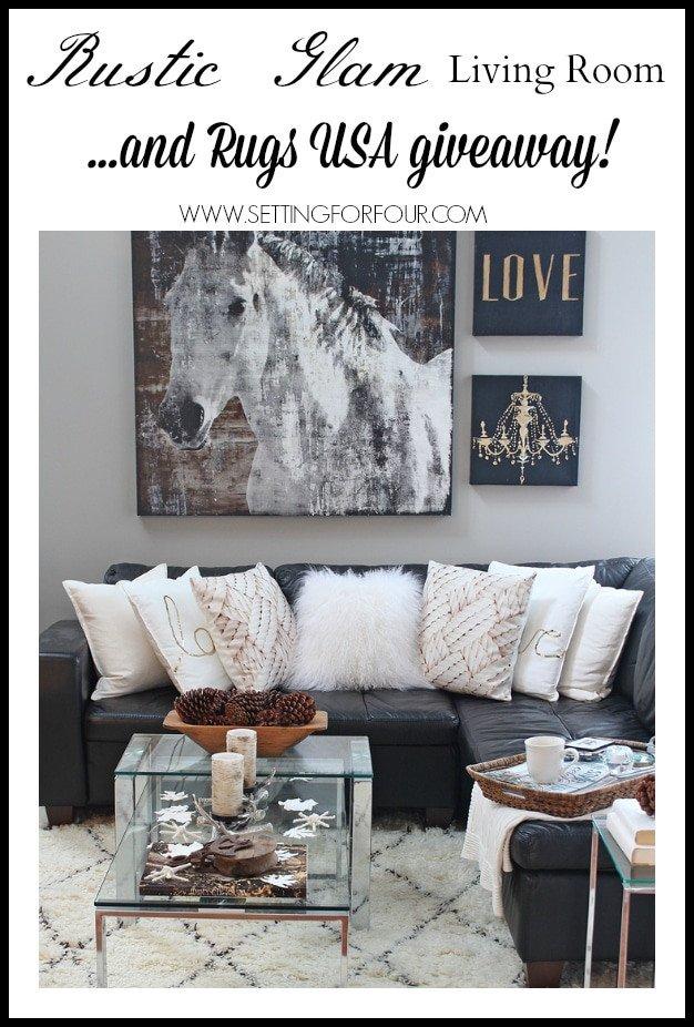 Diy Rustic Living Room Decor Diy Mason Jar Gift Snowflake Hot Chocolate Setting for Four