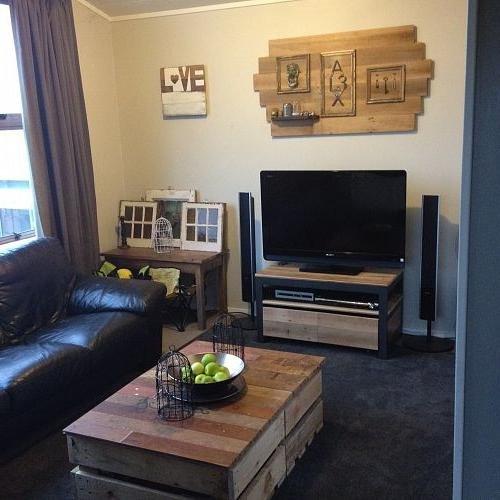 Diy Rustic Living Room Decor Hometalk