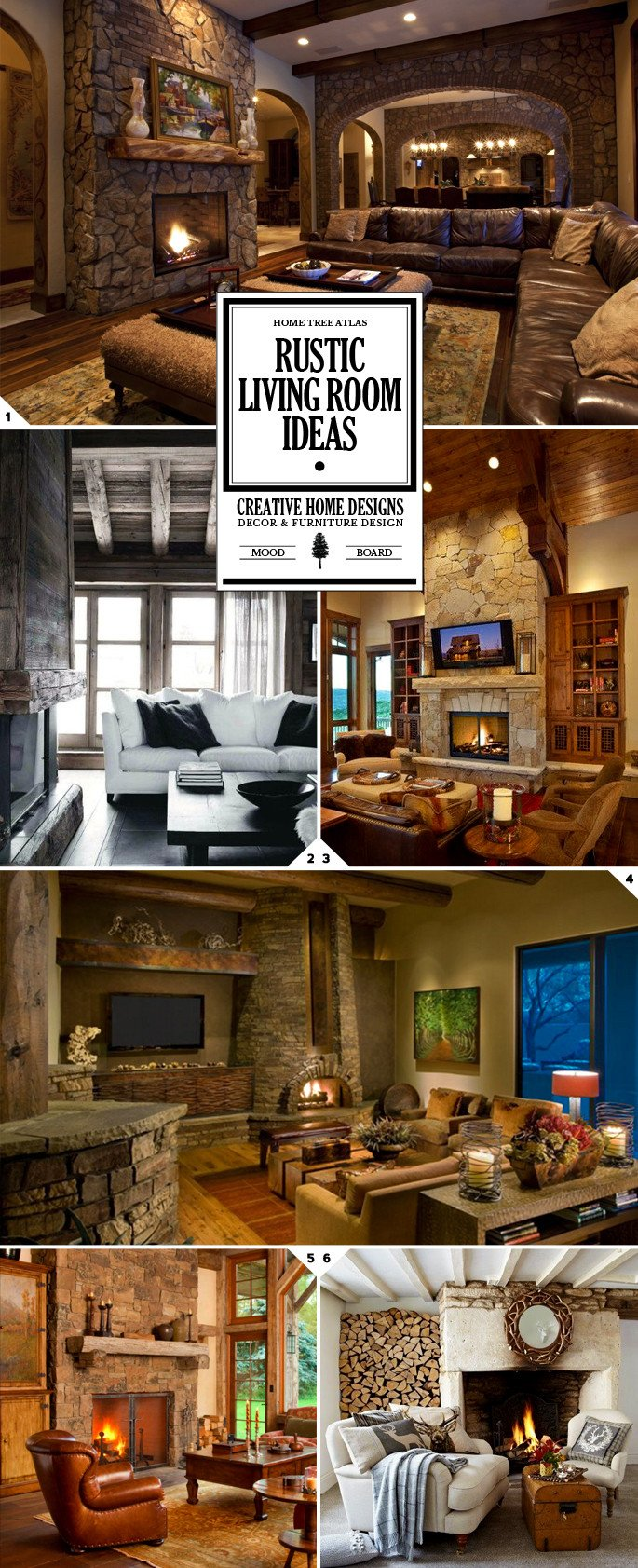 Diy Rustic Living Room Decor Rustic Living Room Ideas Decor and Furniture Designs