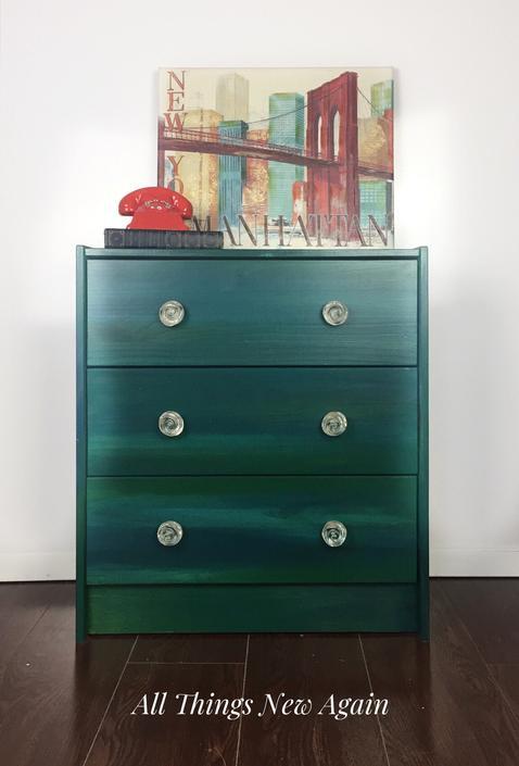 Dresser for Small Bedroom Green Dresser Emerald Green Dresser Small Chest Of Drawers Bedroom Furniture Nightstand 3 Drawer Dresser