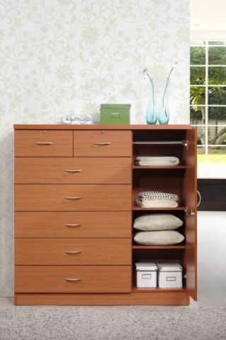 Dresser for Small Bedroom Multifunctional Bedroom Furniture for Small Spaces