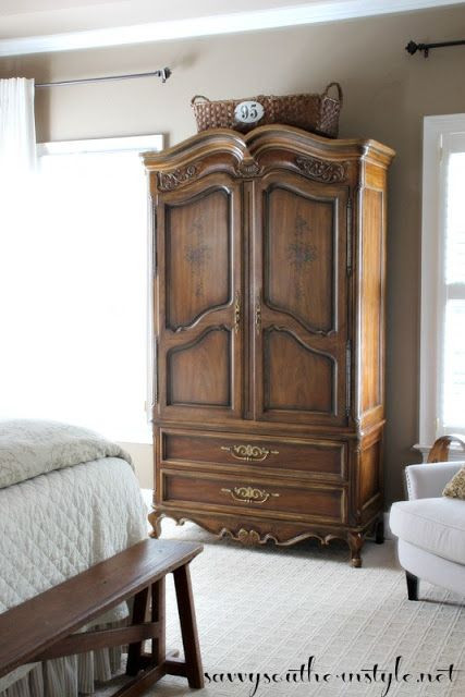 Drexel Heritage Bedroom Furniture the Armoire Reveal