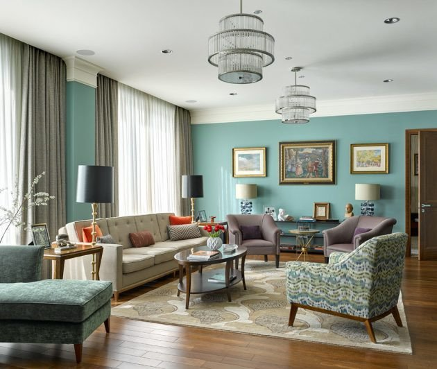 Eclectic Comfortable Living Room 15 Chic Eclectic Living Room Interior Designs You Ll Fall