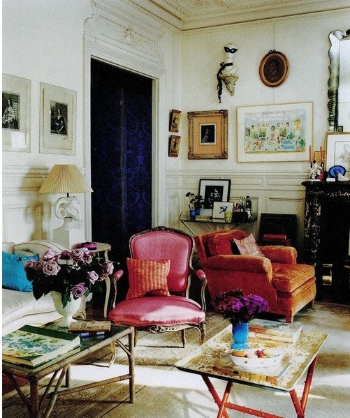 Eclectic Comfortable Living Room 51 Best Images About Eclectic Style Living Room On