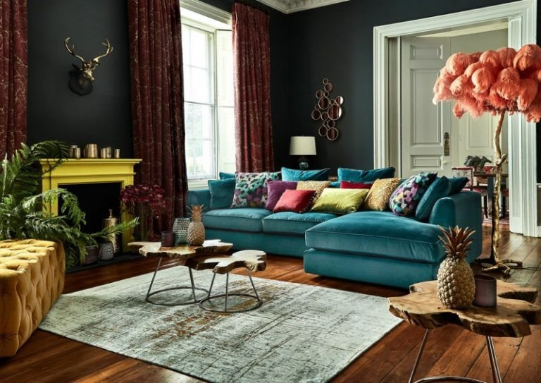 Eclectic Comfortable Living Room Ten Greatest Decorating Ideas to Bring It On the Living