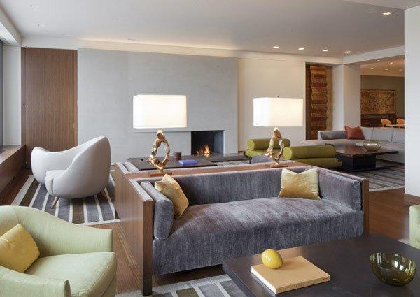 Elegant Contemporary Living Room 16 Elegant Contemporary Living Rooms Living Room and