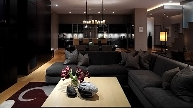Elegant Contemporary Living Room 16 Elegant Contemporary Living Rooms
