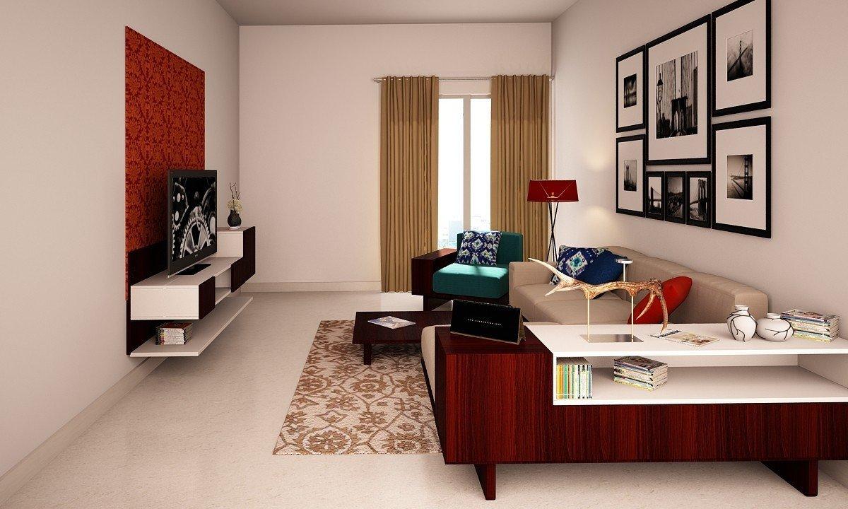 Elegant Contemporary Living Room Buy Elegant Contemporary Living Room Online In India