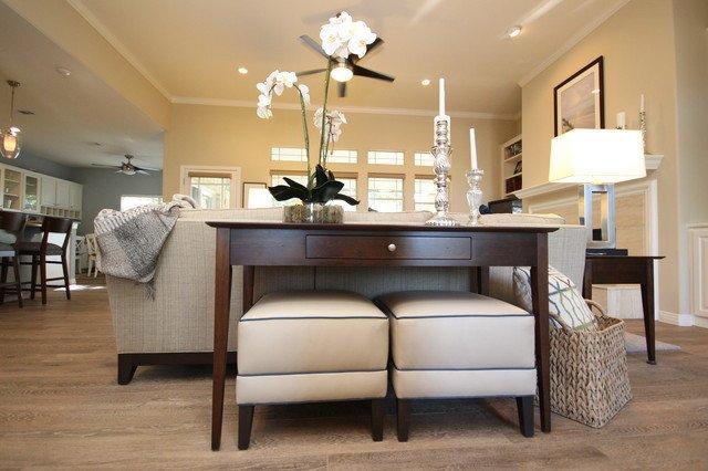 Elegant Contemporary Living Room Elegant Casual Contemporary Home Transitional Living