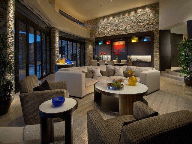 Elegant Contemporary Living Room Elegant Contemporary Contemporary Living Room