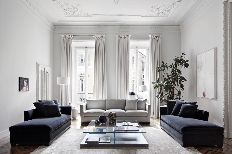 Elegant Contemporary Living Room Elegant Contemporary Living Room 79 Decoratoo
