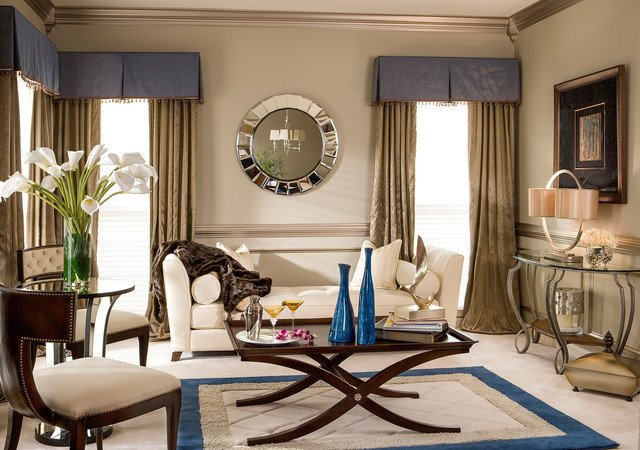 Elegant Contemporary Living Room Elegant Contemporary Style Home Contemporary Living