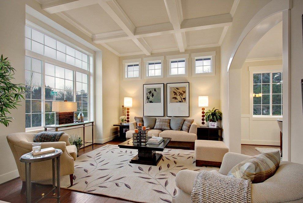 Elegant Contemporary Living Room Elegant Contemporary Traditional Living Room Design Ideas 1