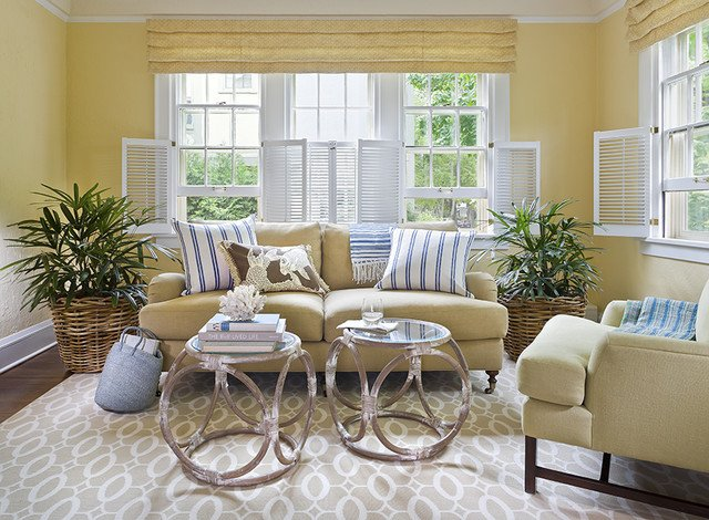 English Traditional Living Room English Colonial Traditional Living Room Minneapolis