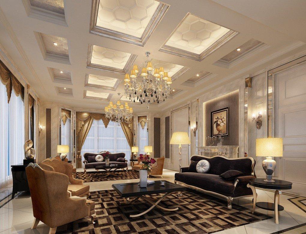 Expensive Modern Living Room Decorating Ideas 23 Fabulous Luxurious Living Room Design Ideas Interior