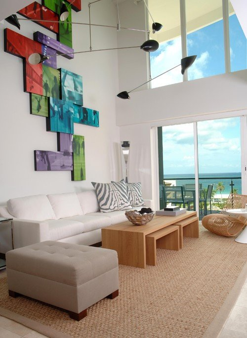 Extra Modern Living Room Decorating Ideas 10 Decorating Ideas for Tall Walls