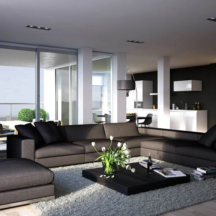 Extra Modern Living Room Decorating Ideas 15 attractive Modern Living Room Design Ideas